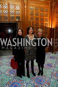 Lynn Blitzer, Claire Shipman, Amy Rule,
