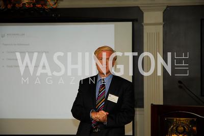 Kyle Samperton, September 22, 2010, Rockefeller Investment, David Harris