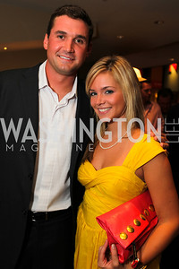 Ryan Zimmerman. Ryan Zimmerman's A Night at the Park. Photos by Alfredo Flores