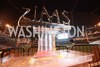 Ryan Zimmerman's A Night at the Park. Photos by Alfredo Flores
