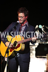 Recording artist Amos Lee. Ryan Zimmerman's A Night at the Park. Photos by Alfredo Flores