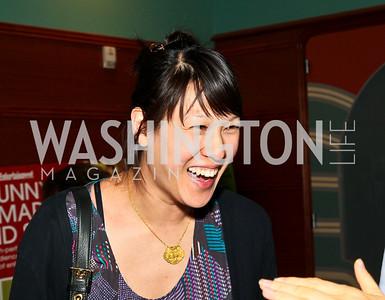 "Photo by Tony Powell. Renee Tsao. Opening Night of SilverDocs: ""Freakonomics"". June 21, 2010"