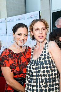 "Photo by Tony Powell. Heidi Ewing, Rachel Grady. Opening Night of SilverDocs: ""Freakonomics"". June 21, 2010"