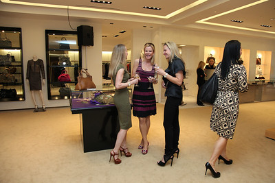 Saks Jandel Washington Ballet Fashion Event. April 28th, 2010. Photos by Samantha Strauss.