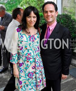 Kyle Samperton,Sarnoff Birthday Party,May 26,2010,Nora Maccoby,Richard Marks