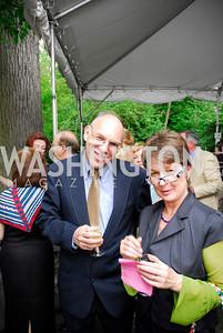 Kyle Samperton,Sarnoff Birthday Party,May 26,2010,Andrew Sostek,Dorothy Kosinski