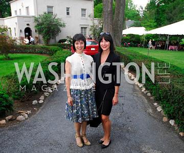 Kyle Samperton,Sarnoff Birthday Party,May 26,2010,Janine Tursini,Kristin Guiter