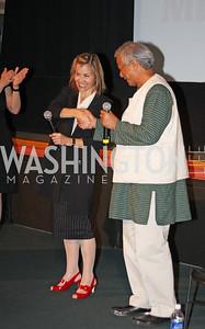 Gayle Ferraro, Muhammad Yunus