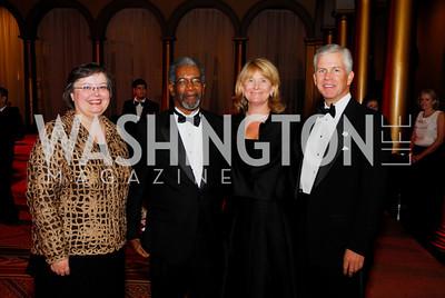 Debra Ericson,Herbert Nelson,Laurie Farr,Michael Farr, Sibley Gala ,October 30,2010,Kyle Samperton
