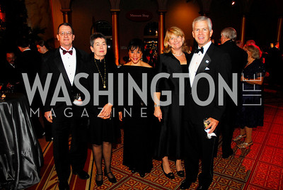 Ron Peterson,Rooney Peterson,Sheila Johnson,Laurie Farr,Michael Farr,Sibley Gala ,October 30,2010