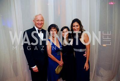 Bob Sloan, Janet Sloan, Susan Shaw, Sheri Bohine, Sibley Gala, October 30, 2010, Kyle Samperton