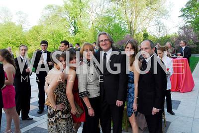Kyle Samperton,April 12,2010,Nicole Feld,Juliet Feld,Bonnie Feld,Eric Schaeffer,Ken Feld,Alana Feld