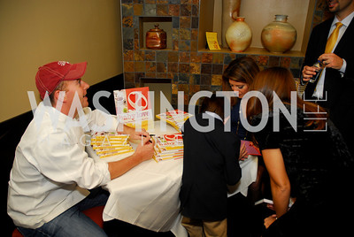 Kyle Samperton,October 26,2010,Signature Chef's Auction , Geoff Tracy