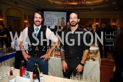 Kyle Samperton, October 26, 2010, Signature Chef's Auction, Patrick Owens, Joe Ambrose