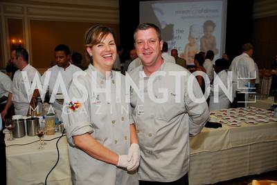 Kyle Samperton, October 26, 2010, Signature Chef's Auction, Lauren Whitledge, Travis Timberlake