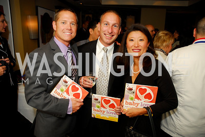 Kyle Samperton,October 26,2010,Signature Chef's Auction,Ted Brackin,Eric Driscoll,Chinny Driscoll