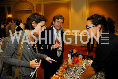 Kyle Samperton, October 26, 2010, Signature Chef's Auction, Mitchell Herman