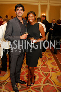 Kyle Samperton, October 26, 2010, Signature Chef's Auction, Aneet Makin, Bassey Ekim-Edet