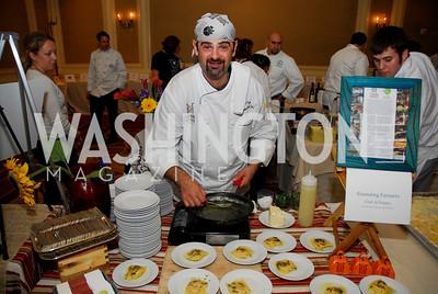 Kyle Samperton, October 26,2010, Signature Chef's Auction, Al Nappo