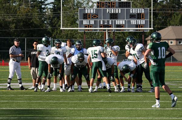 2010 SHS Football 08-27-10