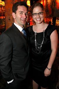 Scott Tomlinson, Stefanie Barish