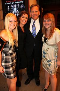 Kayla Rogers, Kristi Rogers, Congressman Mike Rogers, Erin Rogers