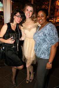 Caroline Martin, Kristina Williams, Stephanie Dorgon
