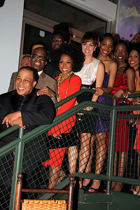 Musical director David Alan Bunn, Keith Lamelle Thomas, Sam Cahn, Maurice Hins, Wynna Smith, Sabra Lewis, Kristyn Pope, Karla Mosley, Marva Hicks