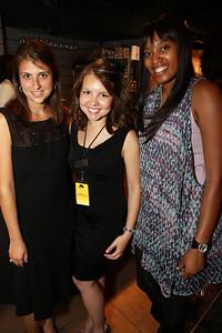 Elsbeth Fager, April Irwin, Aniyia Williams