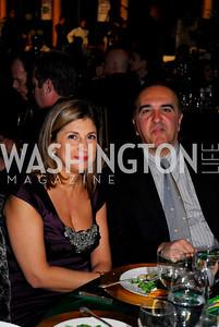 Fariba Jahanbani, Reza Jahanbani. St. Judes Gourmet Gala. February 16, 2010. Photo by Kyle Samperton.