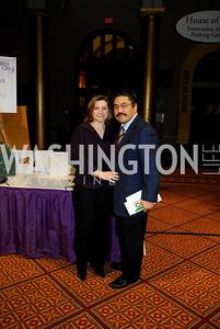 Paula Hisaoka, Bob Hisaoka. St. Judes Gourmet Gala. February 16, 2010. Photo by Kyle Samperton.