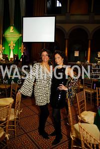 Gladys Abi-Najm, Eunice Mazloom. St. Judes Gourmet Gala. February 16, 2010. Photo by Kyle Samperton.