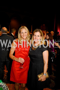 Carrie Marriott, Gretchen King. St. Judes Gourmet Gala. February 16, 2010. Photo by Kyle Samperton.