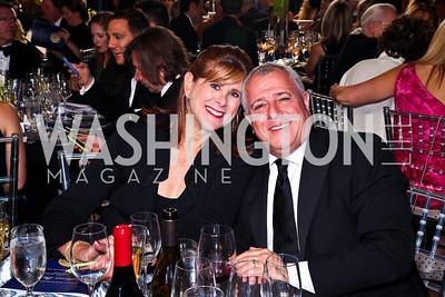 "Photo by Tony Powell. Susan and Jeff Zell. Starlight ""Bedtime Bash"". Four Seasons Hotel. November 20 2010"