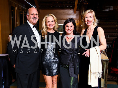 "Photo by Tony Powell. Dave and Jamie Dorros, Judy Bishop, Elizabeth Dougherty. Starlight ""Bedtime Bash"". Four Seasons Hotel. November 20 2010"