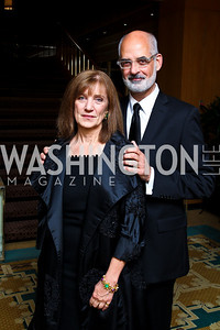 "Photo by Tony Powell. Lenore Winters, George Hemphill. Starlight ""Bedtime Bash"". Four Seasons Hotel. November 20 2010"