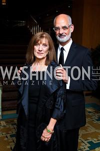 "Photo by Tony Powell. Lenore Winters, George Hemphill. Starlight ""Bedtime Bash"". Four Seasons Hotel. November 20 2010"