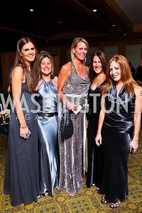 "Photo by Tony Powell. Mae Haney Grennan, Megan Delaney, Britton Clarke, Shannon Stroud, Andrea Kaufman. Starlight ""Bedtime Bash"". Four Seasons Hotel. November 20 2010"