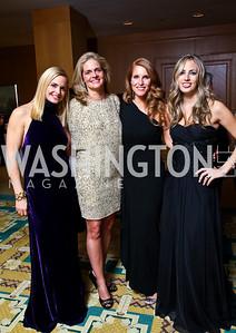 "Photo by Tony Powell. Sharon Bradley, Kristen Olson, Sharon Dougherty, Amy Donnelly. Starlight ""Bedtime Bash"". Four Seasons Hotel. November 20 2010"