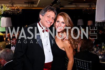 """Photo by Tony Powell. Rick Genderson, Sharon Dougherty. Starlight """"Bedtime Bash"""". Four Seasons Hotel. November 20 2010"""