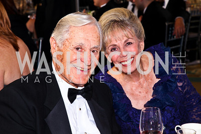 "Photo by Tony Powell. Abe and Charlotte Genderson. Starlight ""Bedtime Bash"". Four Seasons Hotel. November 20 2010"