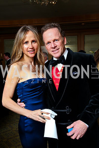 "Photo by Tony Powell. Jocelyn and Timothy Greenan. Starlight ""Bedtime Bash"". Four Seasons Hotel. November 20 2010"
