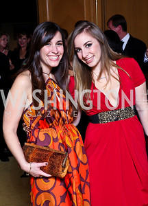 "Photo by Tony Powell. Elyse and Rachel Genderson. Starlight ""Bedtime Bash"". Four Seasons Hotel. November 20 2010"