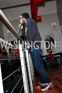 "Rapper Cayan. Starlight ""Toast To The Stars"" Winter Gala. District. photos by Tony Powell"