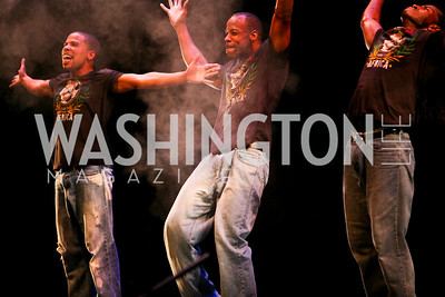 Photo by Tony Powell. Step Afrika Homecoming 2010. Lansburgh Theatre. June 19, 2010