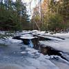 Ice on Big River