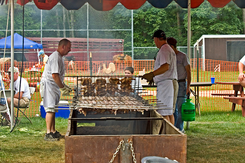 BBQ at Stratham Fair