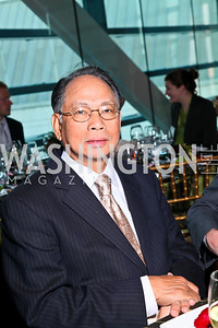 Photo by Tony Powell. Susan G. Komen for the Cure® Global Health Alliance Launch. Newseum. June 8, 2010. Philippines Ambassador Willy Gaa