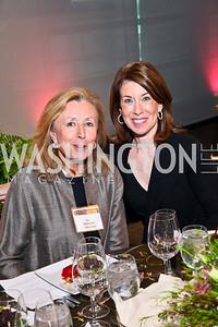 Photo by Tony Powell. Susan G. Komen for the Cure® Global Health Alliance Launch. Newseum. June 8, 2010. Hadassah Lieberman, Lynn Blitzer