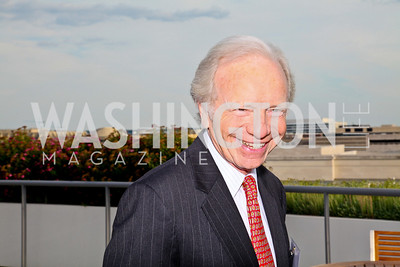 Photo by Tony Powell. Susan G. Komen for the Cure® Global Health Alliance Launch. Newseum. June 8, 2010. Senator Joe Lieberman